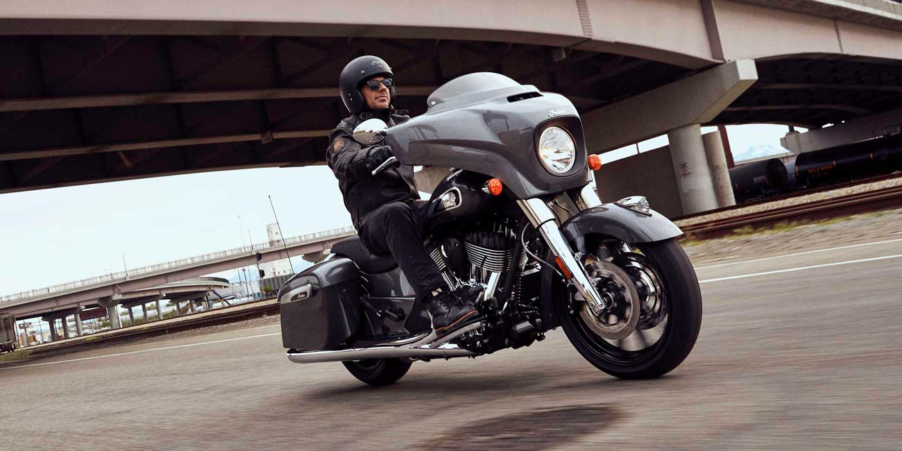 Indian® Chieftain®